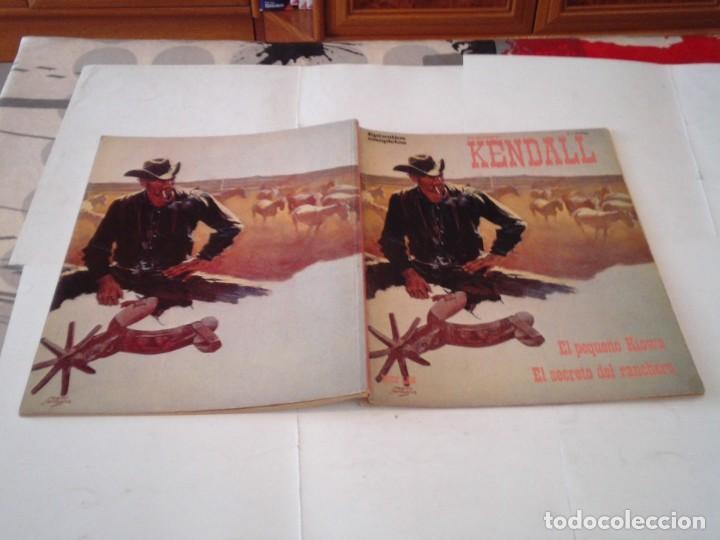 Cómics: SHERIFF KENDALL - BURU LAN EPISODIOS COMPLETOS - COLECCION COMPLETA - BUEN ESTADO - Cj 129 - Foto 10 - 227489601