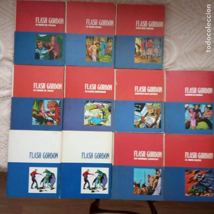 Cómics: FLASH GORDON BURULAN TOMOS COMPLETA , 01,02,1,2,3,4,5,6,7,8,9 - Foto 2 - 227581435
