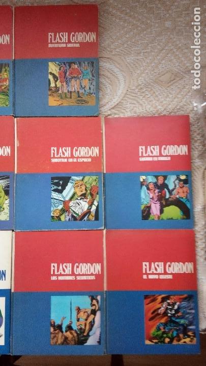 Cómics: FLASH GORDON BURULAN TOMOS COMPLETA , 01,02,1,2,3,4,5,6,7,8,9 - Foto 5 - 227581435