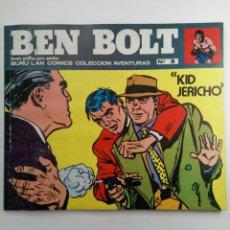Cómics: BEN BOLT Nº 3 - KID JERICHO. Lote 227850470
