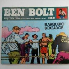 Cómics: BEN BOLT Nº 5 - EL VAQUERO BOXEADOR. Lote 227851045