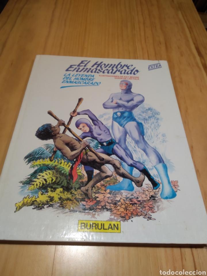 EL HOMBRE ENMASCARADO. LA LEYENDA DEL HOMBRE ENMASCARADO. RAY MOORE. LEE FALK (Tebeos y Comics - Buru-Lan - Hombre Enmascarado)