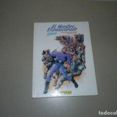 """Cómics: EL HOMBRE ENMASCARADO """"INVASIÓN"""" N 2, POR RAY MOORE-LEE FALK, ENCUADERNACIÓN EN CARTONÉ.. Lote 228272745"""