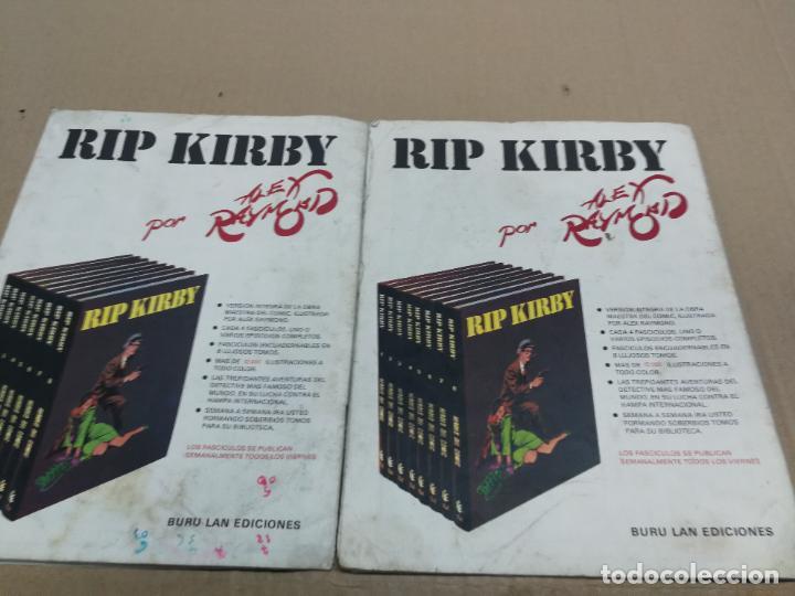 Cómics: RIP KIRBY Nº 1.Y 2 FASCICULO HEROES DEL COMIC. BURU LAN EDICIONES - Foto 3 - 228405310