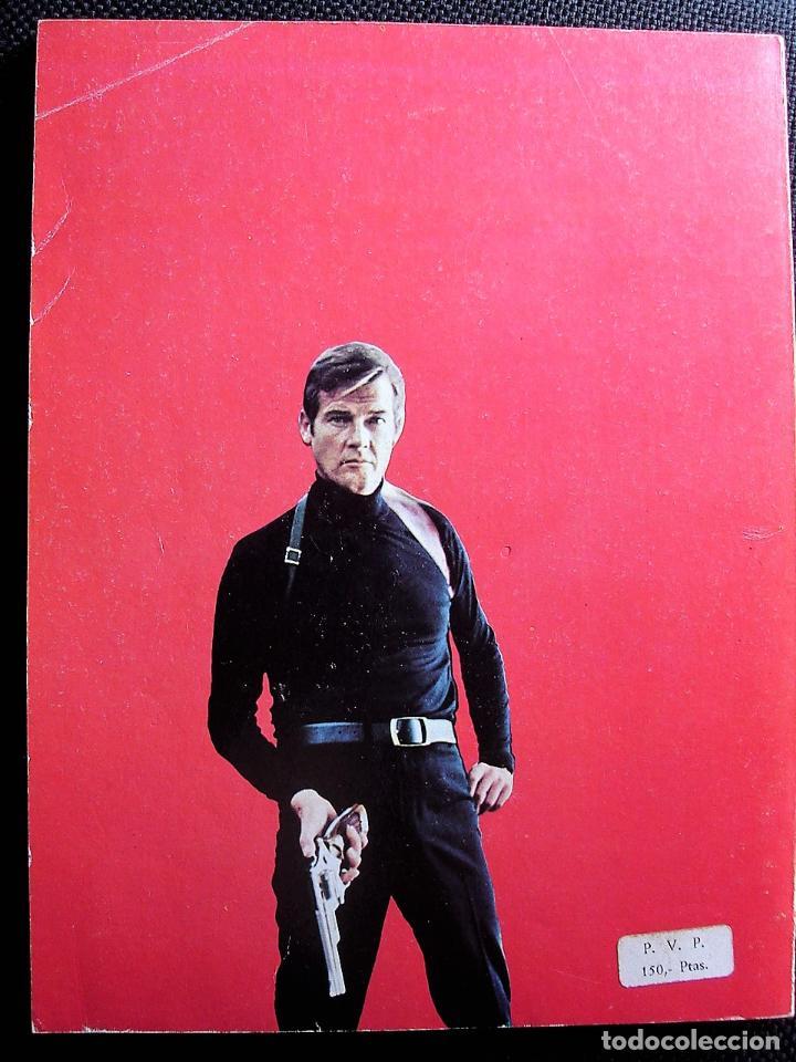 Cómics: JAMES BOND, TOMO I: A TRAVÉS DEL MURO. COLECCIÓN AGENTES SECRETOS. BURU LAN EDICIONES, 1973 - Foto 2 - 228740820