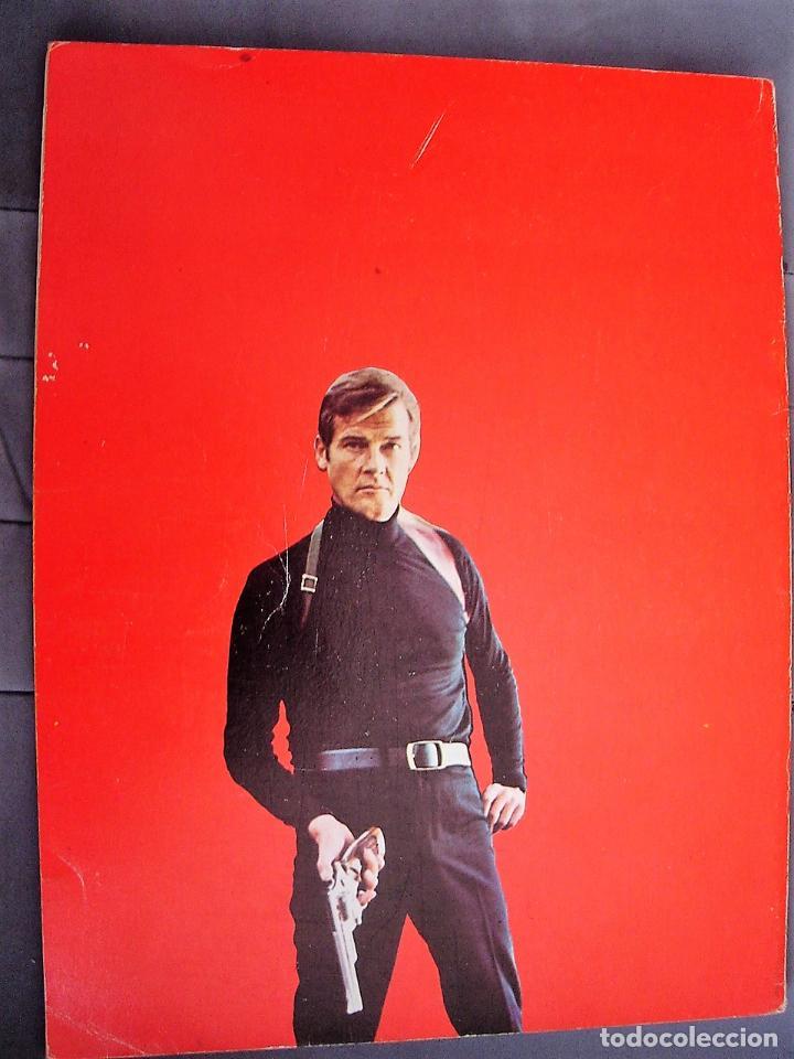Cómics: JAMES BOND, TOMO III: EL RÍO DE LA MUERTE. COLECCIÓN AGENTES SECRETOS. BURU LAN EDICIONES, 1973 - Foto 2 - 228743450