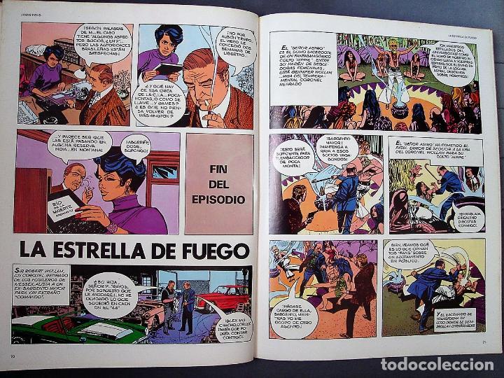 Cómics: JAMES BOND, TOMO III: EL RÍO DE LA MUERTE. COLECCIÓN AGENTES SECRETOS. BURU LAN EDICIONES, 1973 - Foto 4 - 228743450