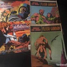 Cómics: FLASH GORDON , Nº 02 FASCÍCULO 014 , FLASH GORDON 02 - 013 Y Nº 64 EDICIÓN HISTÓRICA Y Nº 62. Lote 229251285