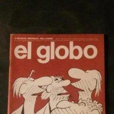 Cómics: EL GLOBO Nº 3-1973-MAFALDA-QUINO-MORDILLO-OSKI- SPIRIT. Lote 229288825