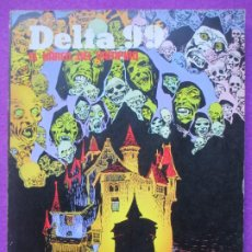 Cómics: TEBEO DELTA 99 EL HAREN DEL VAMPIRO BURU LAN 1974. Lote 229320825