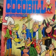 Cómics: COCOBILL COCO BILL 6 - HEROES DE PAPEL 6- BURULAN . RUSTICA. Lote 230242830