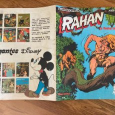 Comics: ¡LIQUIDACION TEBEO! PEDIDO MINIMO 5 EUROS - EUROCOMICS / RAHAN 21 - BURU LAN - GCH1. Lote 230334710