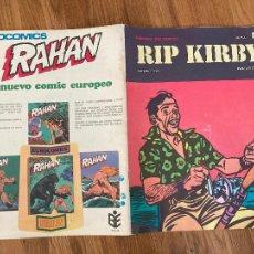 Cómics: ¡LIQUIDACION TEBEO! PEDIDO MINIMO 5 EUROS - HEROES DEL COMIC / RIP KIRBY 43 - BURU LAN - GCH1. Lote 230338025