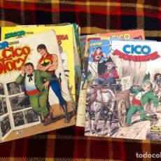 Cómics: ZAGOR PRESENTA A CHICO COMPLETA 27 TOMOS EN ITALIANO. Lote 230835565