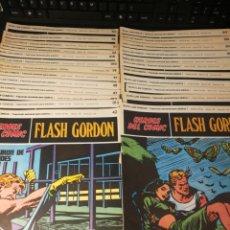 Cómics: FLASH GORDON. 24 NUMEROS. BURU LAN.. Lote 231121760