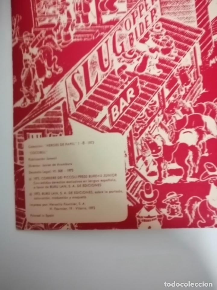 Cómics: Cocobill. Héroes de Papel 1 y 3, Cocohug y Cocobilliput. 1973. (Burulan) - Foto 7 - 231692610