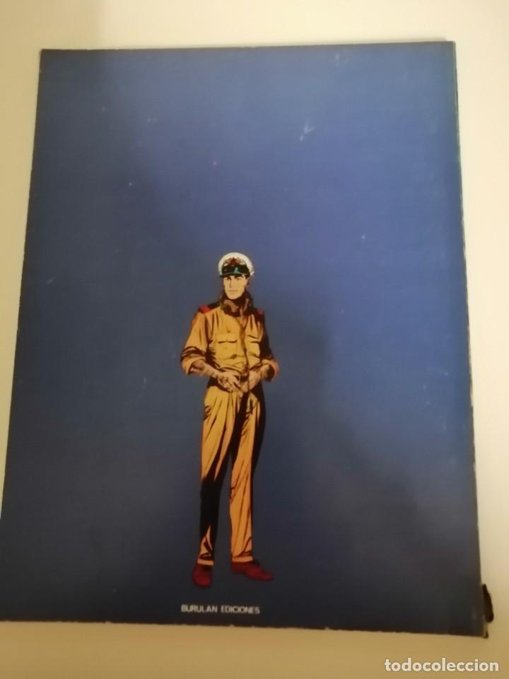 Cómics: 3 cómics halcones de acero: Piratas del aire- El secuestro- El plan de Mister Kinkade. Burulan 1974 - Foto 3 - 231918570