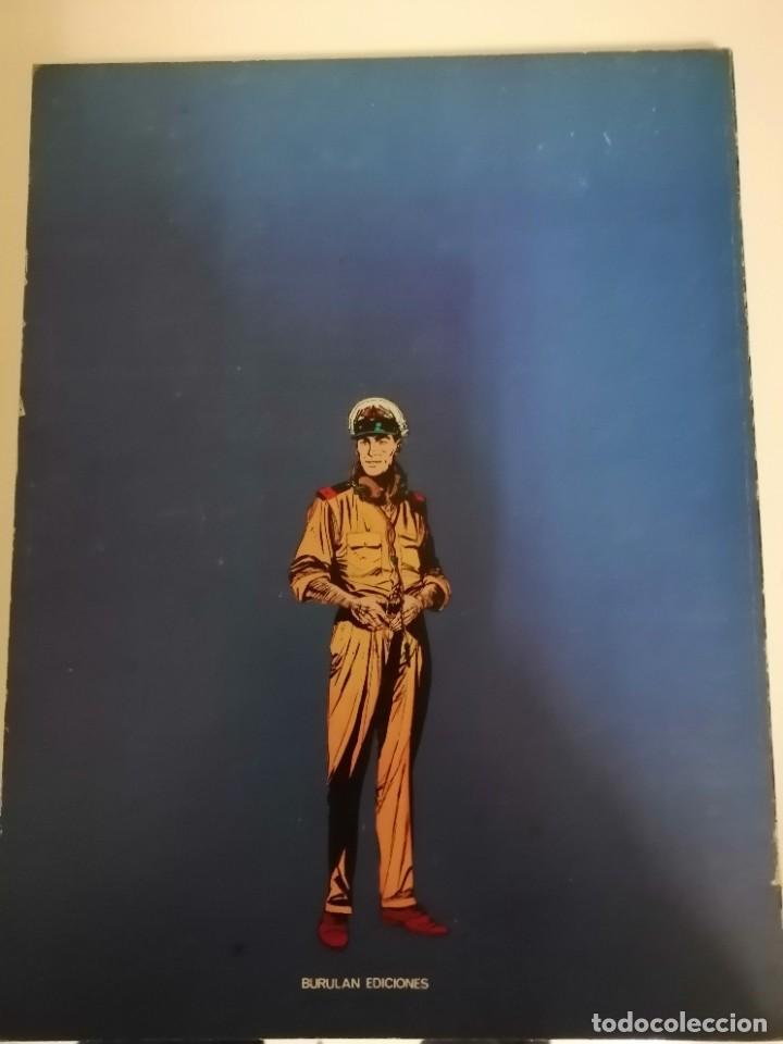 Cómics: 3 cómics halcones de acero: Piratas del aire- El secuestro- El plan de Mister Kinkade. Burulan 1974 - Foto 10 - 231918570