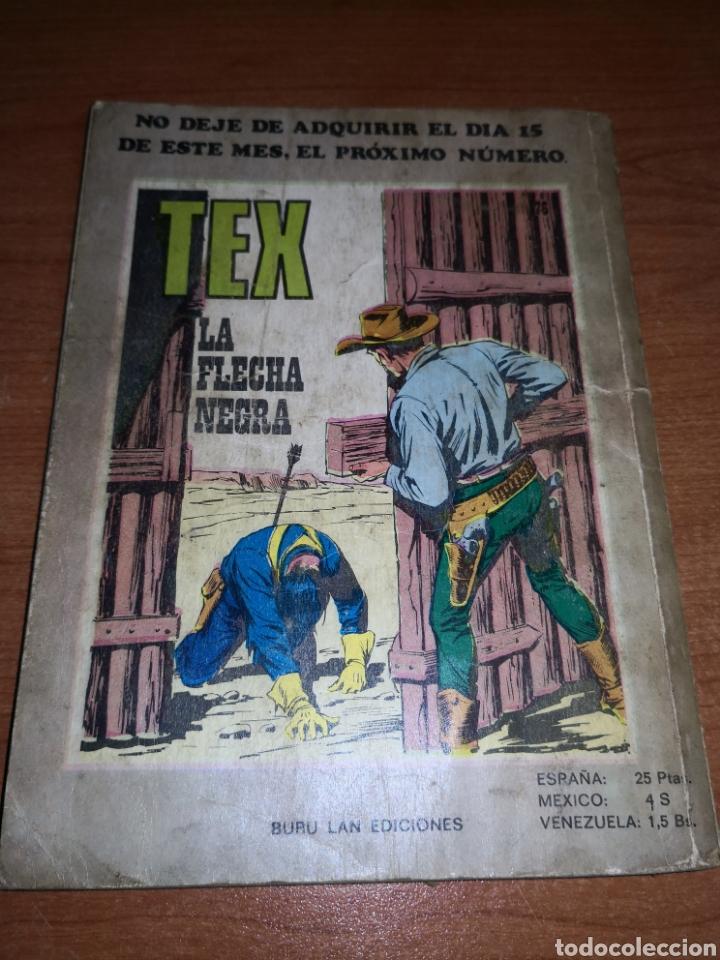 """Cómics: Tex N°13 """"Tragedia en la jungla"""" Defectos - Foto 2 - 232386700"""