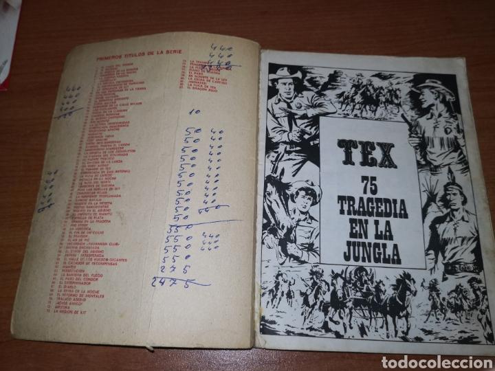 """Cómics: Tex N°13 """"Tragedia en la jungla"""" Defectos - Foto 4 - 232386700"""