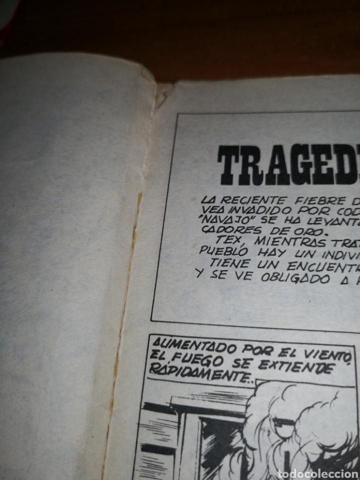 """Cómics: Tex N°13 """"Tragedia en la jungla"""" Defectos - Foto 6 - 232386700"""