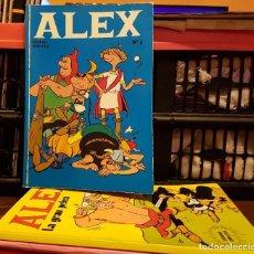Cómics: LOTE DE 7 COMICS - ALEX EPISODIOS COMPLETOS - BURU LAN DEL 1 AL 1 AL 6, 14. Lote 232640550