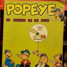 Cómics: POPEYE , EL MARINO DE LA PIPA. Lote 232641685