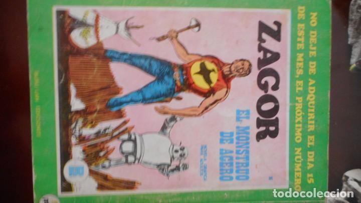 Cómics: ZAGOR Nº 15 - Foto 2 - 233447270