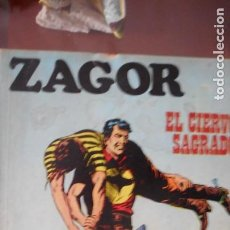 Cómics: ZAGOR Nº 17. Lote 233447435