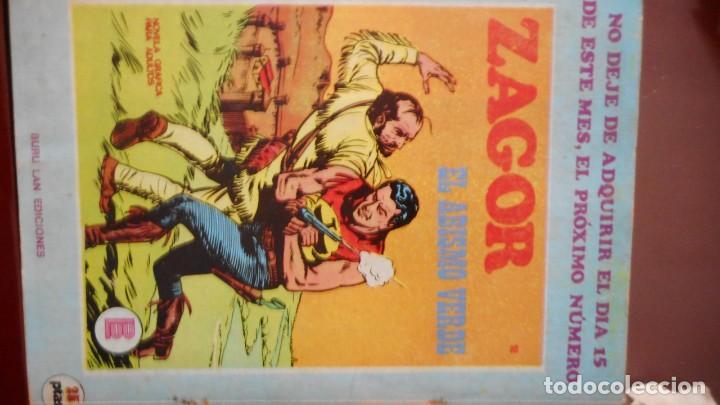 Cómics: ZAGOR Nº 17 - Foto 2 - 233447435
