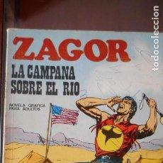 Cómics: ZAGOR Nº 22. Lote 233447610