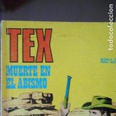 Cómics: TEX Nº 47. Lote 233448075