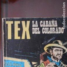 Cómics: TEX Nº 31. Lote 233448365