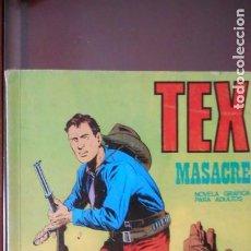 Cómics: TEX Nº 24. Lote 233448645
