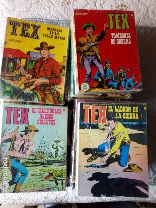 Cómics: Tex Colección COMPLETA 92 Números BURU-LAN - Foto 4 - 233704070