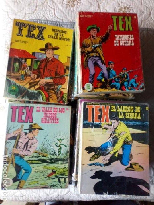 Cómics: Tex Colección COMPLETA 92 Números BURU-LAN - Foto 5 - 233704070