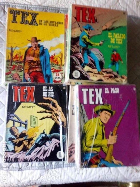 Cómics: Tex Colección COMPLETA 92 Números BURU-LAN - Foto 6 - 233704070