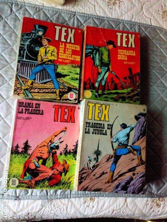 Cómics: Tex Colección COMPLETA 92 Números BURU-LAN - Foto 7 - 233704070