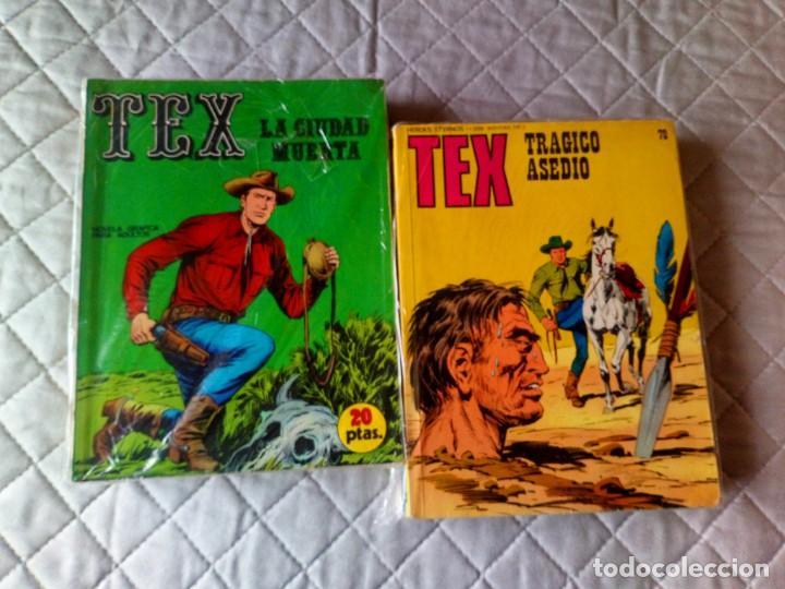 Cómics: Tex Colección COMPLETA 92 Números BURU-LAN - Foto 8 - 233704070