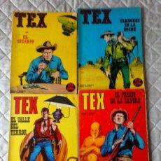Cómics: TEX COLECCIÓN COMPLETA 92 NÚMEROS BURU-LAN. Lote 233704070