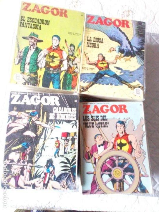 Cómics: Zagor Colección COMPLETA 76 Números BURU-LAN - Foto 5 - 233704500