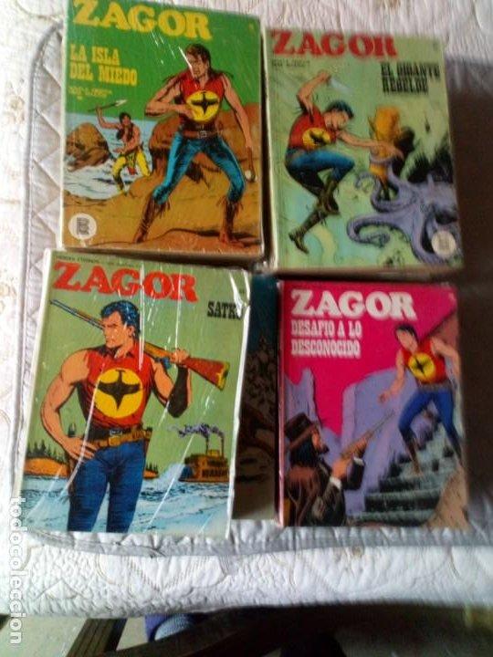 Cómics: Zagor Colección COMPLETA 76 Números BURU-LAN - Foto 3 - 233704500