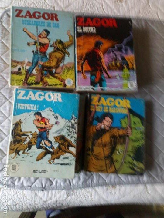 Cómics: Zagor Colección COMPLETA 76 Números BURU-LAN - Foto 4 - 233704500
