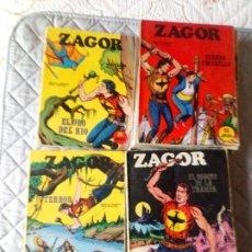 Cómics: ZAGOR COLECCIÓN COMPLETA 76 NÚMEROS BURU-LAN. Lote 233704500