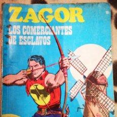 Cómics: ZAGOR, LOS COMERCIANTES DE ESCLAVOS N19. Lote 233754095