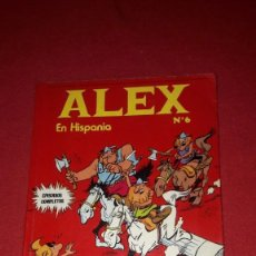 Cómics: ALEX EN HISPANIA. COMIC. 1973. Lote 234292485