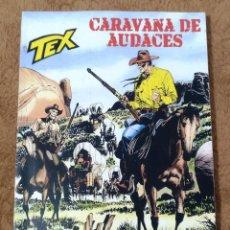 Cómics: TEX CARAVANA DE AUDACES (SERGIO BONELLI 2015). Lote 234434440