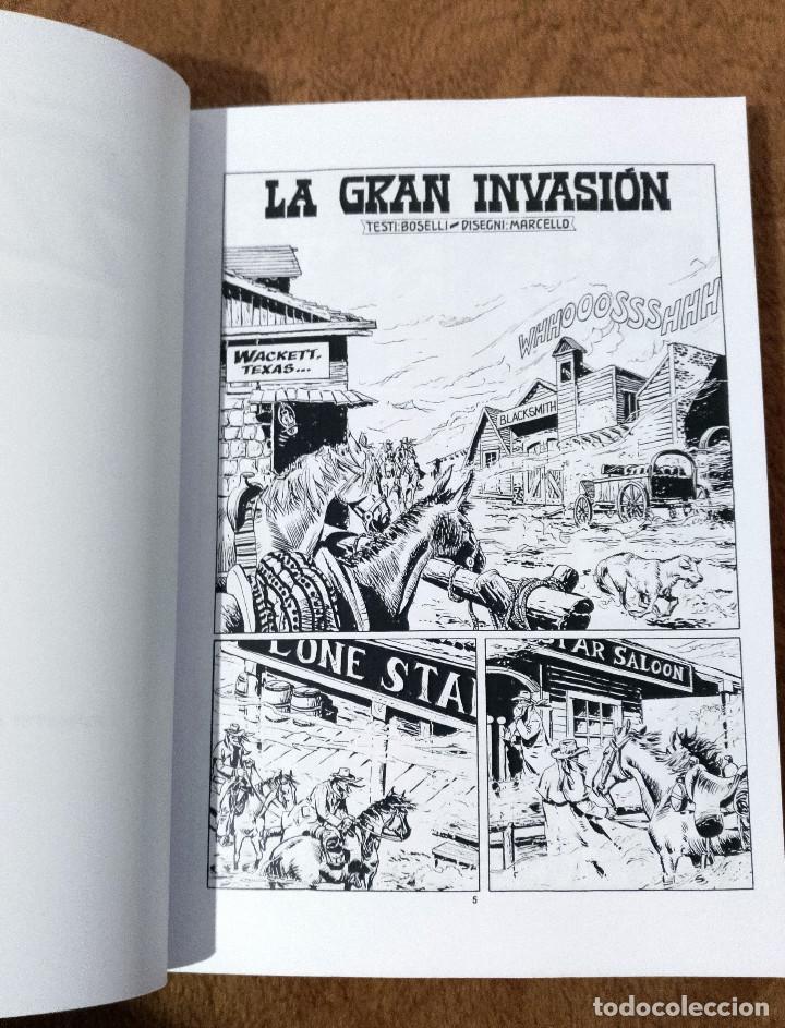Cómics: TEX LA GRAN INVASION (Sergio Bonelli 2002) - Foto 3 - 234434875
