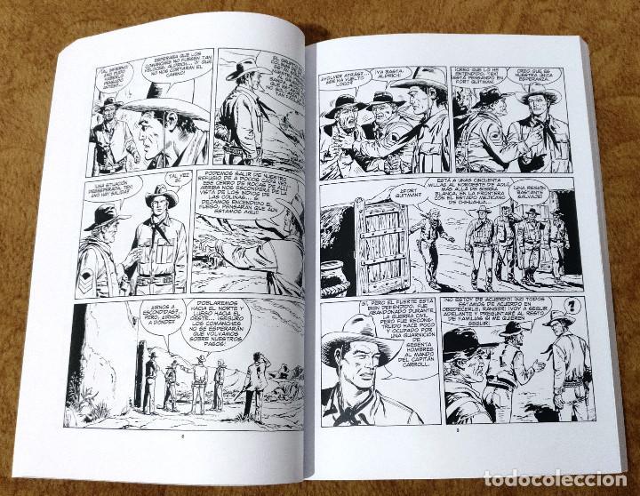 Cómics: TEX LA GRAN INVASION (Sergio Bonelli 2002) - Foto 5 - 234434875