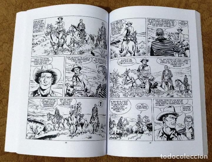 Cómics: TEX LA GRAN INVASION (Sergio Bonelli 2002) - Foto 6 - 234434875